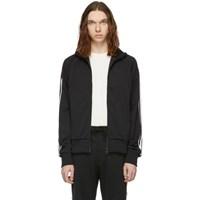 Y 3 Black Stripe Track Jacket