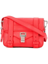 Proenza Schouler Ps1 Mini Crossbody Red