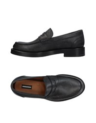 Dsquared2 Loafers Black