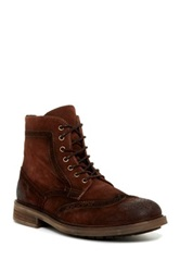 Rogue William Wingtip Boot Brown