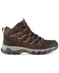 Karrimor Mount Mid Waterproof Hiking Boots From Eastern Mountain Sports Brown