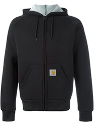 Carhartt 'Car Lux' Hooded Jacket Black