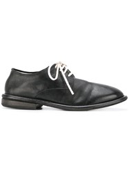 Marsell Casual Derbies Men Horse Leather Leather 44 Black