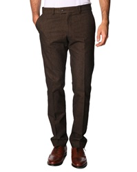New Man Brown Paulo Trousers