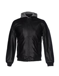X Cape Jackets Black