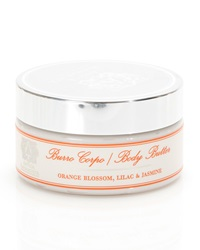 Antica Farmacista Orange Blossom Lilac And Jasmine Body Butter 8 Oz.