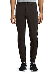Michael Kors Knit Cuff Trousers Black