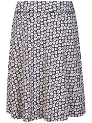 Seasalt Jessica Grace Skirt Mini Daisy Marine