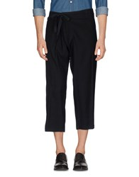 5Preview Trousers 3 4 Length Trousers Black