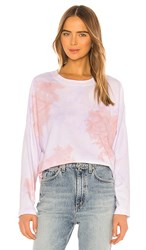 Michael Stars Reece Top In Coral. Candy Apple