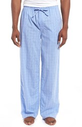 Nordstrom Men's Big And Tall Men's Shop Cotton Lounge Pants Multi Check