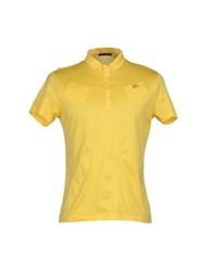 Gazzarrini Polo Shirts Yellow