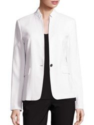 Rag And Bone Archer Blazer White Black