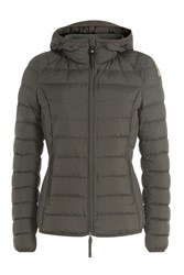 Parajumpers Down Jacket With Hood Gr. S