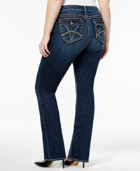 Kut From The Kloth Plus Size Natalie Bootcut Jeans Vagos Wash