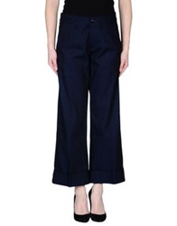 Seafarer Casual Pants Dark Blue
