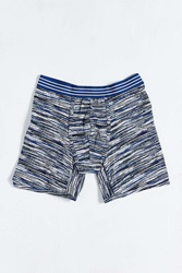 Urban Outfitters Spacedye Boxer Brief Navy
