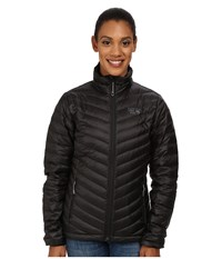 Mountain Hardwear Nitrous Down Jacket Black Women's Jacket