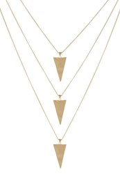 Sweet Deluxe Tatum Necklace Goldcoloured
