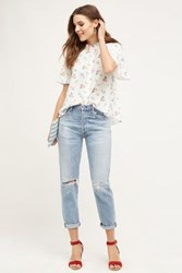 Anthropologie Citizens Of Humanity Liya Jeans Torn 26 Pants