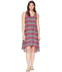 Kavu Jocelyn Dress Hot Tropic Orange