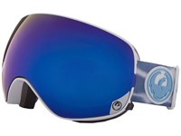 Dragon Alliance X2s Onus Blue Dark Smoke Blue Yellow Blue Ion Sport Sunglasses