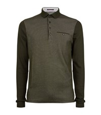 Ted Baker Opie Polo Shirt Male Green