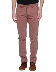 Pt05 Casual Pants Maroon