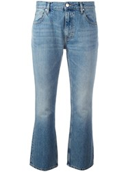 Iro Cropped Jeans Blue