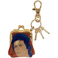 Undercover Orange David Bowie Coin Pouch