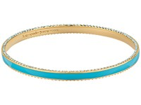 Kate Spade The Bangles Enamel Bangle Turquoise Multi