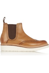 Grenson Alice Leather Ankle Boots