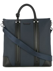 Cerruti 1881 Logo Tote Bag Blue