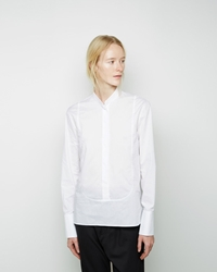 Marni Corean Neck Blouse Snow