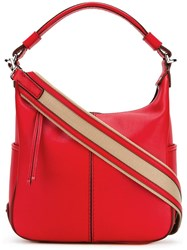 Tod's Small Hobo Bag Red