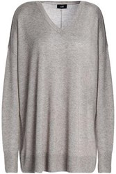 Line Modal And Cashmere Blend Sweater Neutral