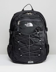 The North Face Borealis Backpack In Black Black