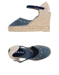 Apepazza Espadrilles Light Grey