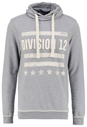 Tom Tailor Denim Sweatshirt Heather Grey Melange Mottled Light Grey