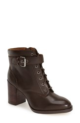 Women's Bettye Muller 'Ozone' Boot Brown Leather