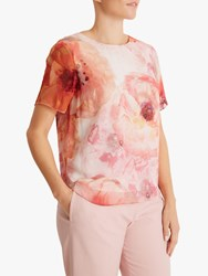 Fenn Wright Manson Petite Floral Ginger Top Peony