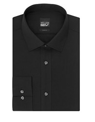 William Rast Slim Fit Dress Shirt Black