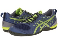 Asics Gel Fortius 2 Tr Indigo Blue Lime Taupe Men's Running Shoes