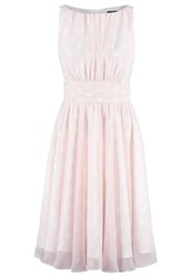 Swing Cocktail Dress Party Dress Hellrosa Ivory Rose