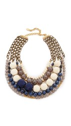 David Aubrey Rae Necklace Multi