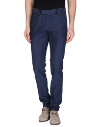 Brooksfield Casual Pants Dark Blue