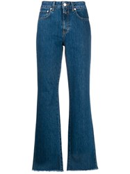 Closed Leaf Flared Jeans Blue