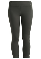 Under Armour Tights Oliv Khaki