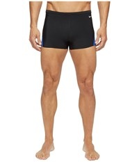 Nike Surge Color Block Poly Square Leg Brief Game Royal Men's Swimwear Blue