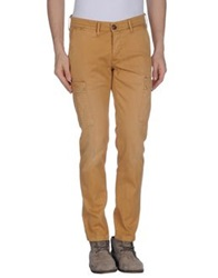 0 Zero Construction Casual Pants Sand